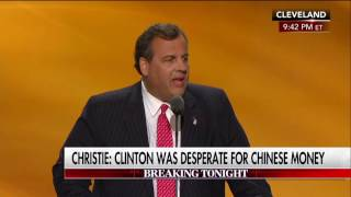 Chris Christie: Hillary Clinton and Syria - Guilty or Not Guilty?