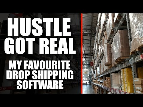 Hustle Got Real: My Favourite Ebay Dropshipping software (2018)