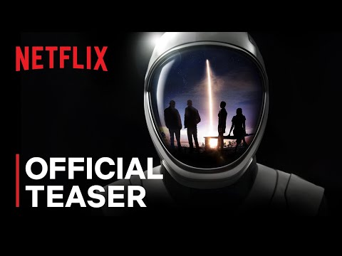 Countdown: Inspiration4 Mission To Space   Official Teaser   Netflix