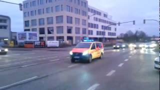 [FedSig Vision SLR] RTW+NEF Ambulanz Millich Rettungswache Rövershagen