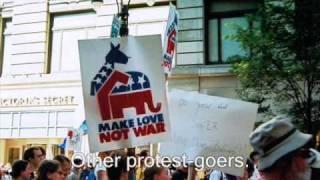 No third term, no siree!  We remember the RNC ! (Gays Against Bush Photos)