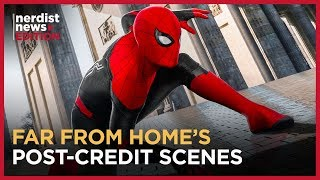 Spider-Man: Far From Home's Post-Credits Scenes Explained (Nerdist News Edition)