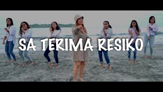 Download SA TERIMA RESIKO - INDAH FT BAGARAP (OFFICIAL MUSIC VIDEO)