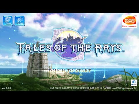 Tales of the Rays (Android/iOS) Gameplay Part 1