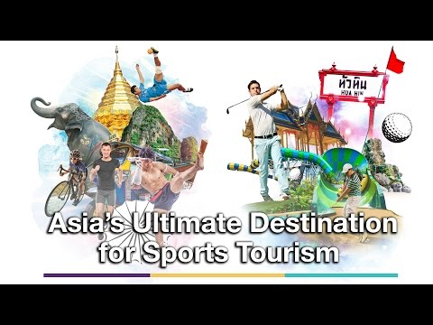 Thailand: Asia's Ultimate Destination for Sports Tourism