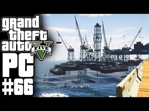 GTA 5 - Eine Ölbohrinsel in Los Santos? [MOD]