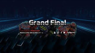 Watch Live the Grand Final!