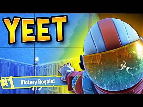 NEW SEASON SOON!!! Fortnite: Battle Royale YEET!!!