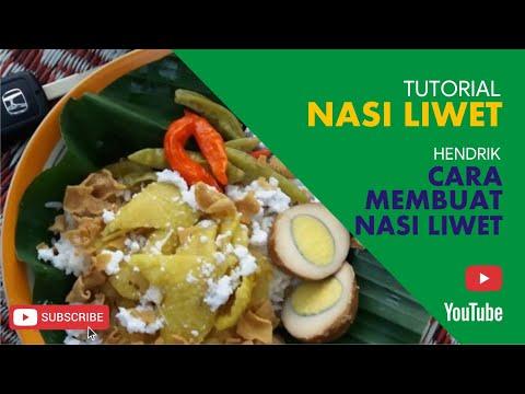 🔴-tutorial-cara-mudah-membuat-nasi-liwet-solo-indonesia