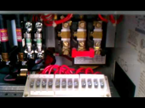 Square d model 6 motor control center for sale youtube for Square d motor control center
