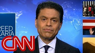 Fareed: Trump is shifting stance on legal immigration
