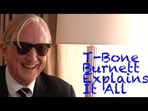 DP/30 Sneak: Why T-Bone Burnett Is The Coolest Cat There Is