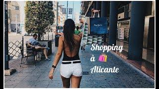 VLOG ESPAGNE #2 : Shopping à Alicante