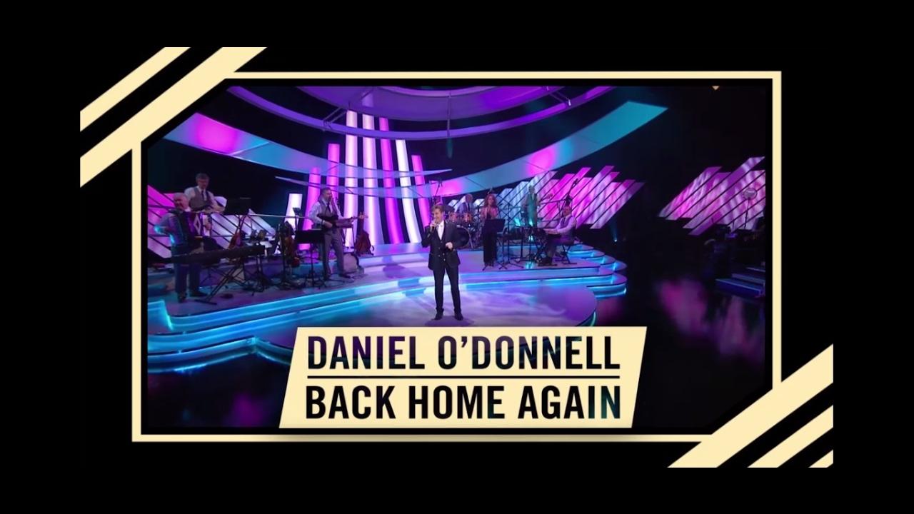 daniel odonnell back home again trailer - Home Again Design
