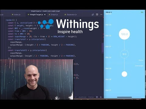"""Withings Health Mate - """"Can It Be Done In React Native?"""""""