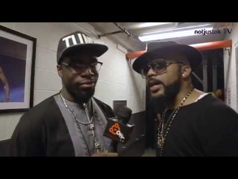 "Banky W Talks EME, ""The Wedding Party"" Movie & More @ One Africa Music Fest, NY 
