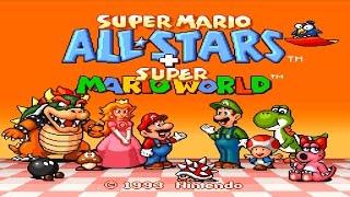 Como Guardar las partidas del Super Mario All Stars & World 2018 [Tutorial] | Davideth