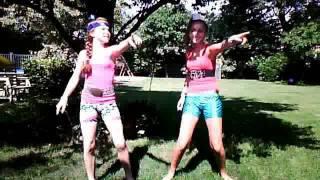 Lachman-Ballard flashmob dance