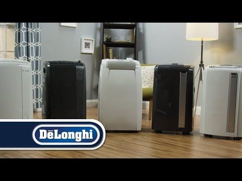 De'Longhi Pinguino Portable Air Conditioners: Category Overview