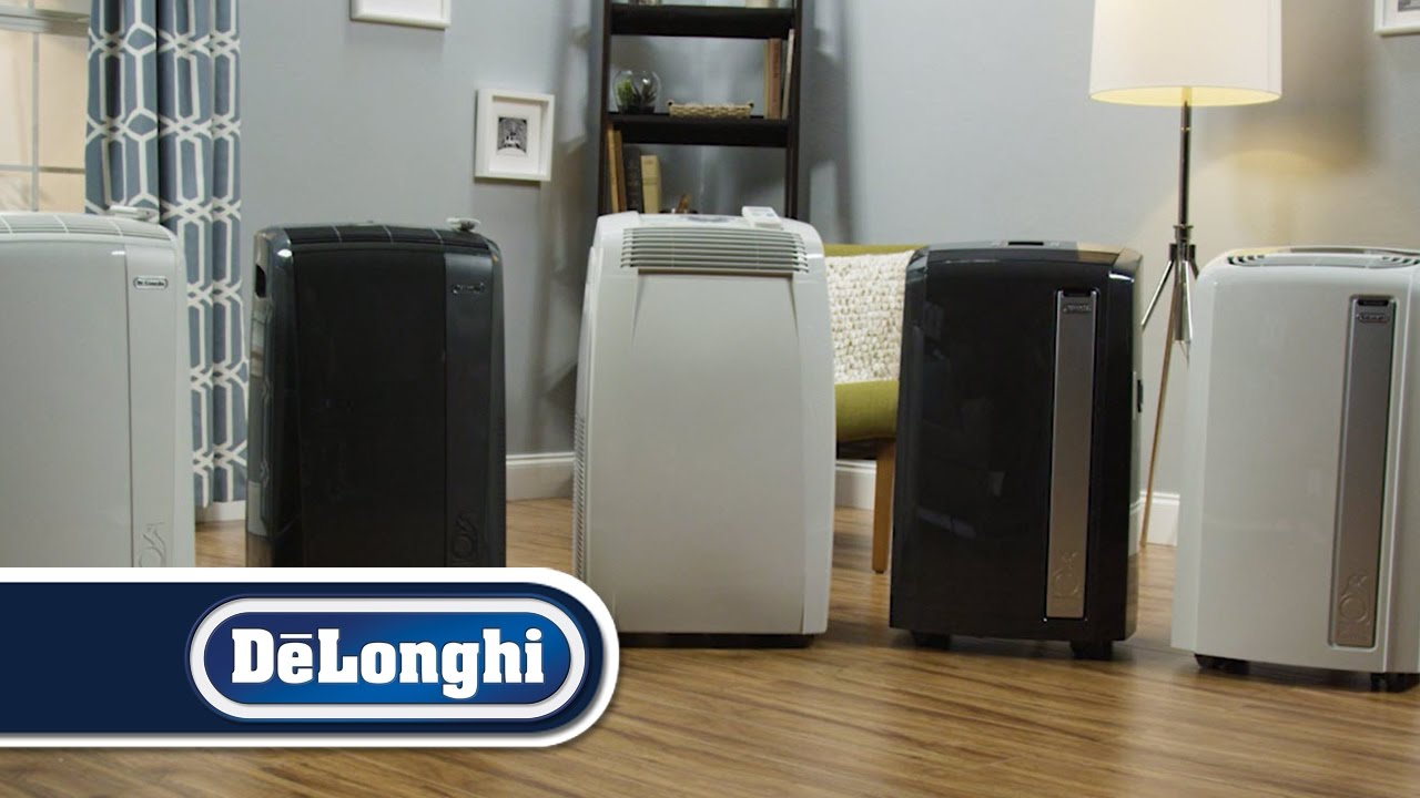 De Longhi Pinguino Portable Air Conditioners Category Overview