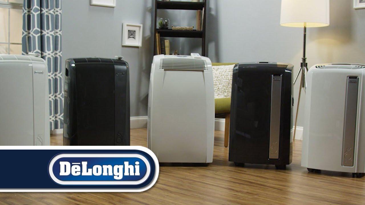 De Longhi Pinguino Portable Air Conditioners Category