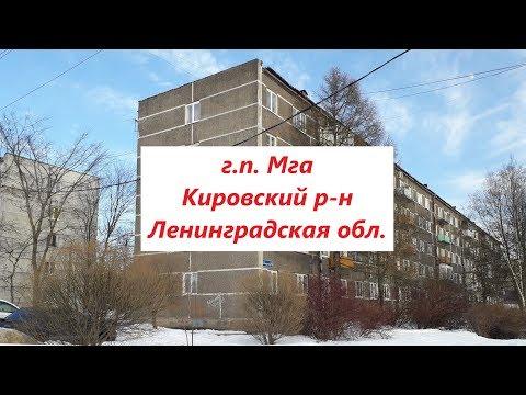Трехкомнатная квартира в п.Мга Ленинградская обл.#СветланаФилипповаСПб