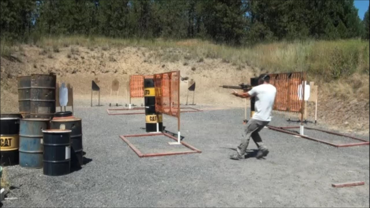 Action side match 2020-08-02 - Rifle