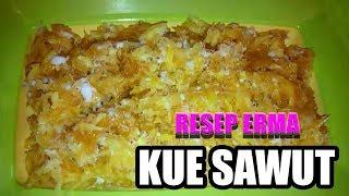 Cara Membuat Kue Sawut Singkong Enak dan Pulen