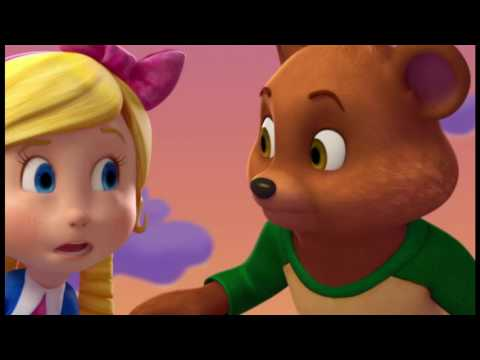 Goldie & Bear - Thumbelinas Wild Ride - Big Bad House Guest (S01E17E18)