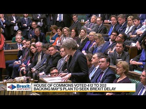 Parliament Backs Plan to Delay Brexit