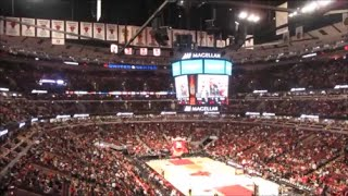 DATE NIGHT! CHICAGO BULLS GAME!