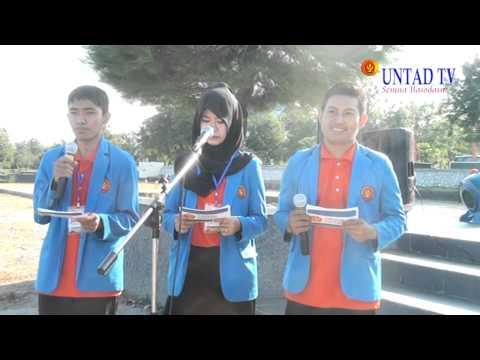 Dok Humas Untad, Pembukaan Ormik Pakai Tiga Bahasa 18 Agustus Tahun 2015 Tadulako University