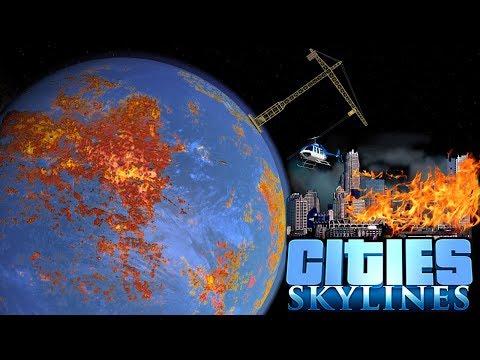 GREEN CITIES! - Cities Skylines [Rebuilding Los Vooperis] #4 (Fix)