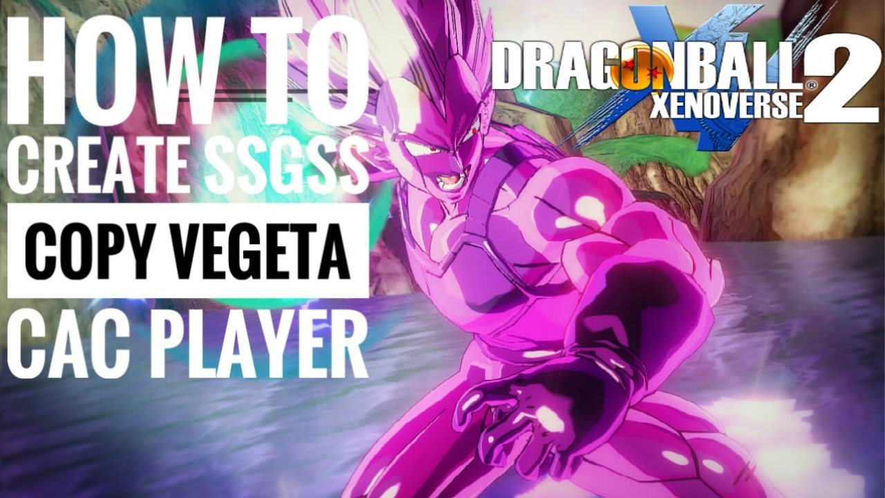 how to become ssgss xenoverse 2