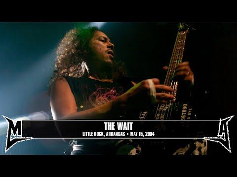Metallica: The Wait (MetOnTour - Little Rock, AR - 2004) Thumbnail image
