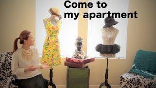 New Apartment/Room/Closet Tour |Fashion Inspirations Thumbnail