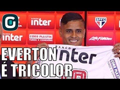 Everton é Apresentado No São Paulo | Tricolor Pode Perder Jogadores- Gazeta Esportiva (18/04/18)