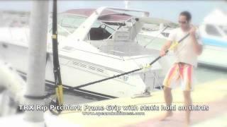 TRX Rip Trainer Suspension Trainer Aruba Energia Flow