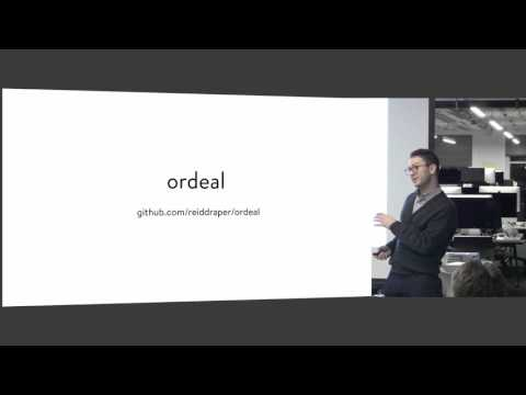 Production Haskell - Reid Draper
