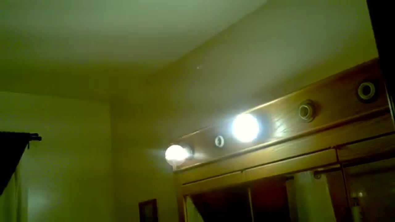 Feit/UtiliTech 8w=40w Vanity LED Bulb - YouTube