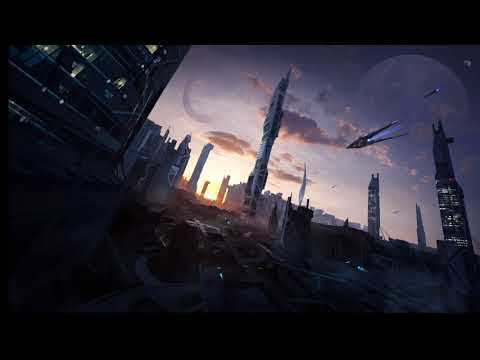 Space Ambient Mix 15 - Lost in Andromeda by The Intangible
