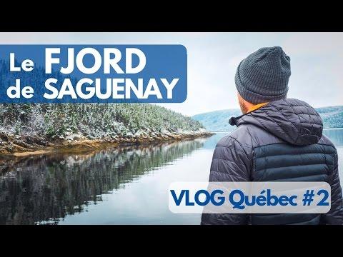 Le FJORD De SAGUENAY + CABANE Au CANADA - Vlog Québec #2