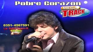 POBRE CORAZON - MEGATRACK  (Karaoke)
