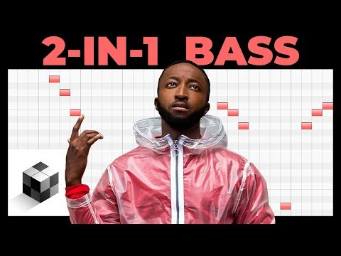 "How to Write a 2-in-1 Bass Line – Music Theory from Rationale ""One By One"""