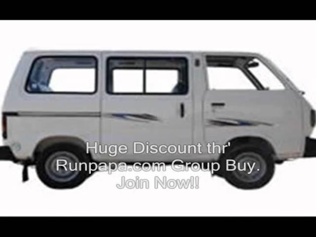Maruti Suzuki Omni 8 Seater Maruti Suzuki Omni Ac Video Watch Now