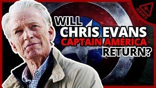 Could Chris Evans Return as Captain America?! It's Possible! (Nerdist News w/ Dan Casey)
