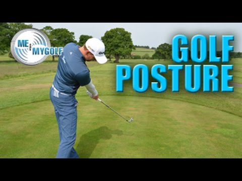 GOLF SWING POSTURE FIX IN 60 SECONDS