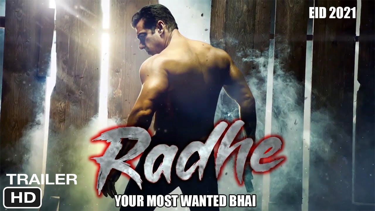 Radhe Official Trailer 2021 | Salman Khan , Disha Patani, Prabhu Deva -  Radhe Movie Update - YouTube