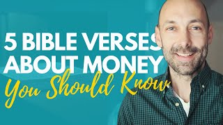 5 Biblical Financial Prin¢iples Every Christian Should Know!
