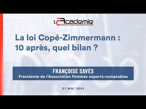 Les Entretiens de l'Académie : Françoise Savés